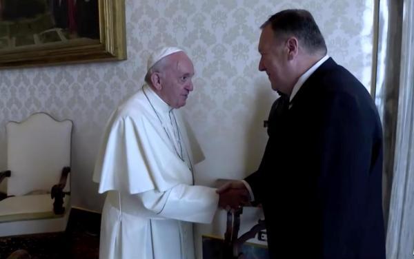 پاپ فرانسیس، رهبر کاتولیک های جهان,اخبار سیاسی,خبرهای سیاسی,اخبار بین الملل
