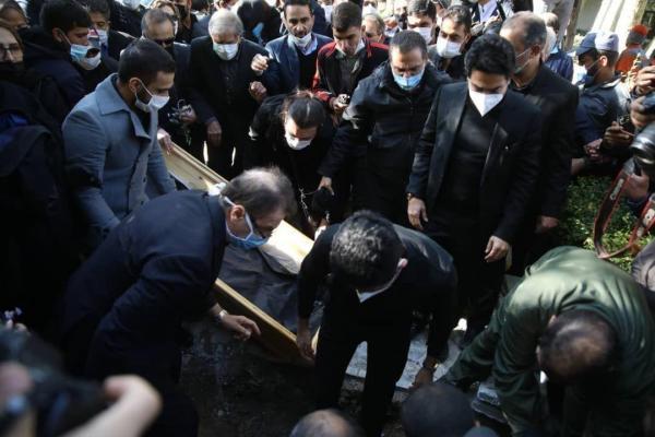 مراسم تشییع استاد محمدرضا شجریان,اخبار هنرمندان,خبرهای هنرمندان,موسیقی