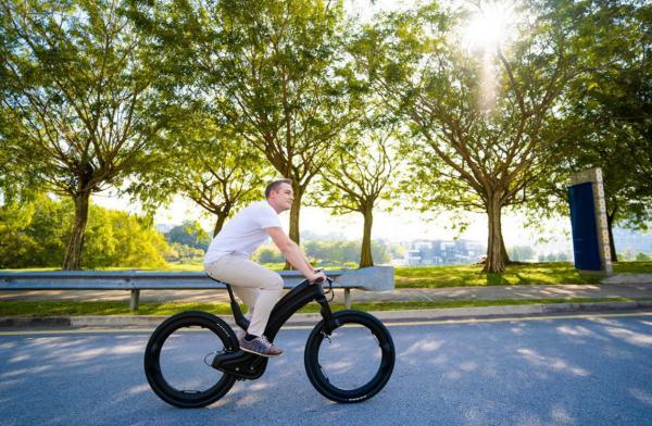 دوچرخه برقی ریوو,اخبار خودرو,خبرهای خودرو,وسایل نقلیه