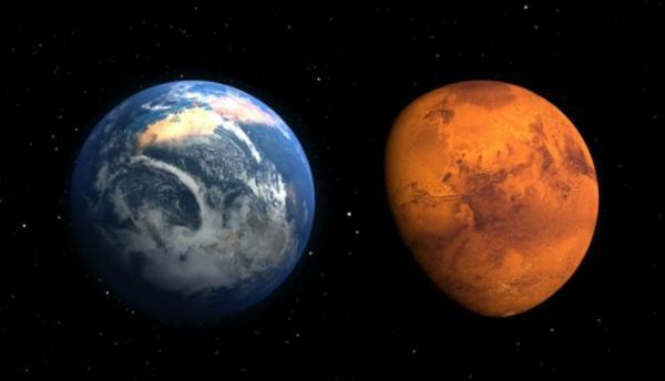 فاصله مریخ با زمین,اخبار علمی,خبرهای علمی,نجوم و فضا