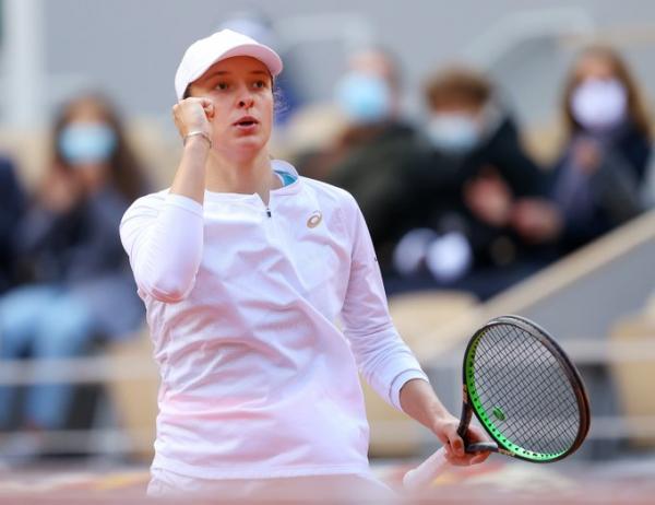 قهرمانی ایگا اسویاتک در تنیس آزاد فرانسه,اخبار ورزشی,خبرهای ورزشی,ورزش بانوان