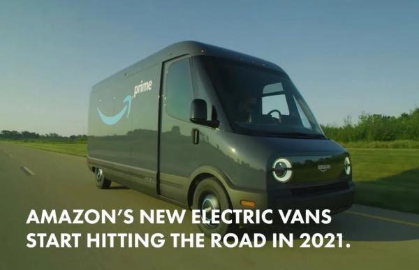 ون الکتریکی آمازون,اخبار خودرو,خبرهای خودرو,مقایسه خودرو