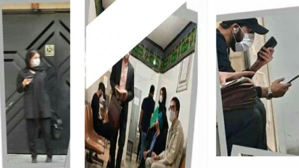 محسن افشانی و سویل خیابانی در دادگاه,اخبار هنرمندان,خبرهای هنرمندان,اخبار بازیگران