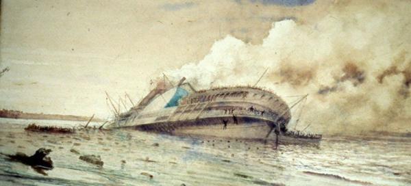 کشتی سلطانا,اخبار جالب,خبرهای جالب,خواندنی ها و دیدنی ها