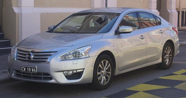 خودروی ژاپنی آلتیما,اخبار خودرو,خبرهای خودرو,مقایسه خودرو