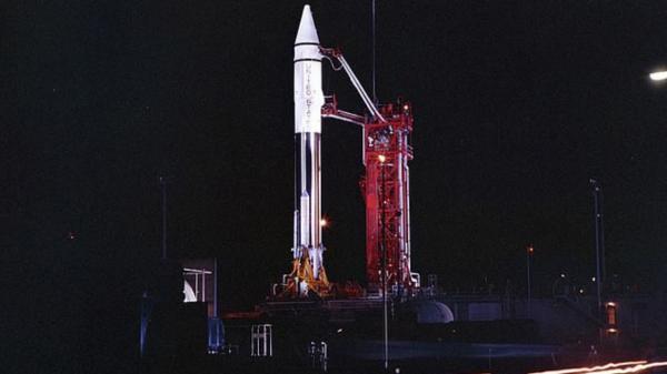 بازگشت موشک ناسا به مدار زمین,اخبار علمی,خبرهای علمی,نجوم و فضا