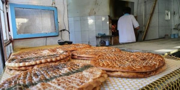 توقیف هزار قرص نان در کردستان,اخبار اقتصادی,خبرهای اقتصادی,اصناف و قیمت
