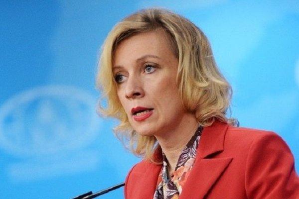 ماریا زاخارووا,اخبار سیاسی,خبرهای سیاسی,سیاست خارجی