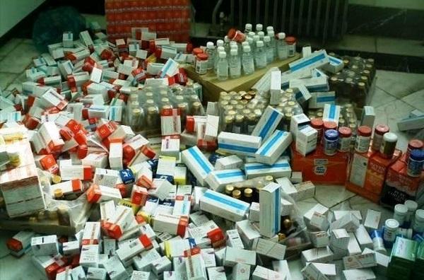 کشف بزرگترین عملیات قاچاق دارو از ایران توسط ارتش عراق,اخبار حوادث,خبرهای حوادث,جرم و جنایت