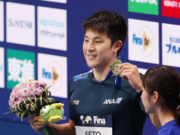 شناگر ژاپنی,اخبار ورزشی,خبرهای ورزشی,حواشی ورزش