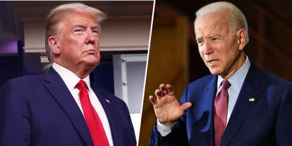 دونالد ترامپ و جو بایدن,اخبار سیاسی,خبرهای سیاسی,اخبار بین الملل