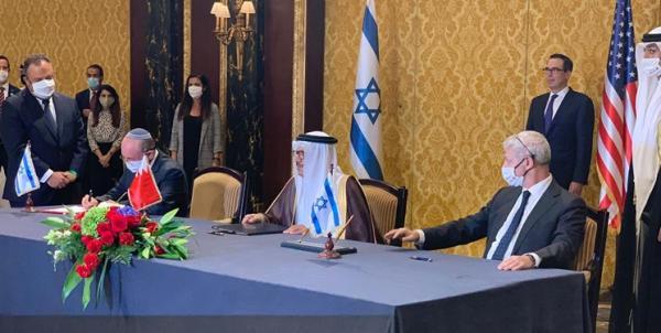 توافق اسرائیل و بحرین,اخبار سیاسی,خبرهای سیاسی,خاورمیانه