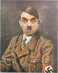 مستر بین در نقش هیتلر,اخبار فیلم و سینما,خبرهای فیلم و سینما,اخبار سینمای جهان