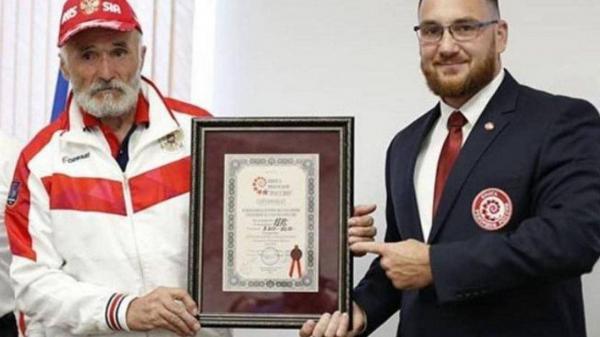 کاهش وزن 10 کیلوگرمی یک مرد روس,اخبار جالب,خبرهای جالب,خواندنی ها و دیدنی ها