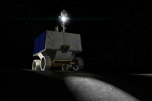 ربات ماه نورد برای کشف آب در فضا,اخبار علمی,خبرهای علمی,نجوم و فضا