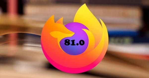 موزیلا فایرفاکس ۸۱,اخبار دیجیتال,خبرهای دیجیتال,شبکه های اجتماعی و اپلیکیشن ها