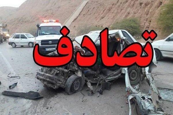واژگونی پژو در کرمانشاه,اخبار حوادث,خبرهای حوادث,حوادث