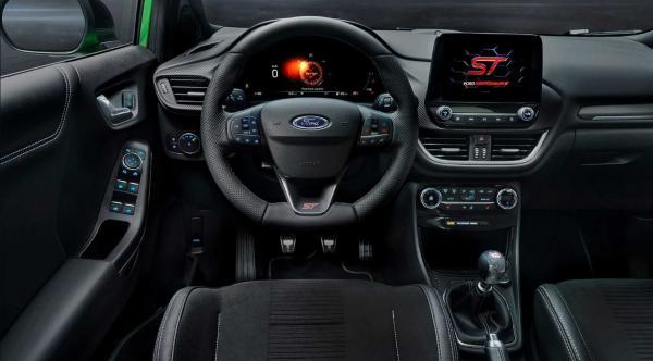 پوما ST شرکت فورد,اخبار خودرو,خبرهای خودرو,مقایسه خودرو