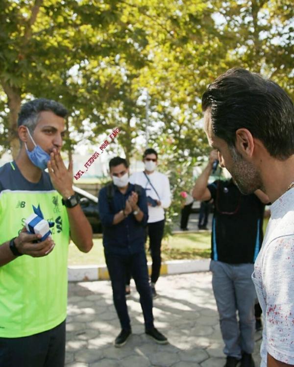 تولد ۴۶ سالگی عادل فردوسیپور,اخبار فوتبال,خبرهای فوتبال,اخبار فوتبالیست ها