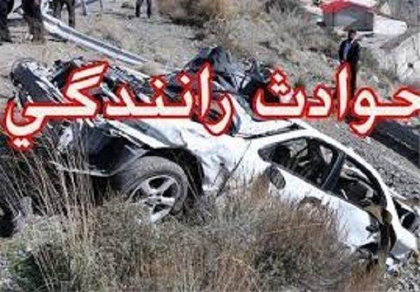 تصادف در محور دهلران-مهران,اخبار حوادث,خبرهای حوادث,حوادث