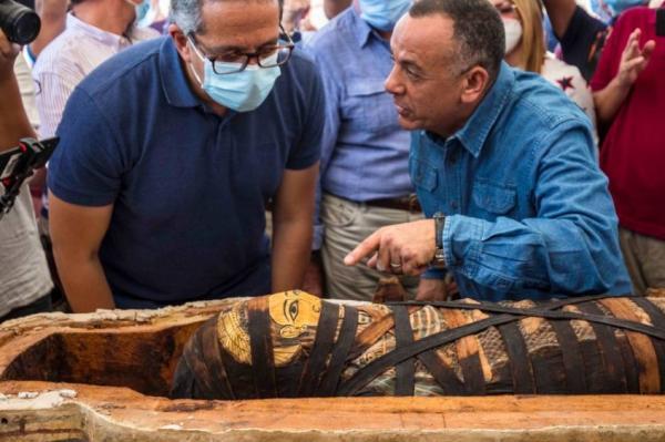 مومیایی ها در مصر,اخبار فرهنگی,خبرهای فرهنگی,میراث فرهنگی