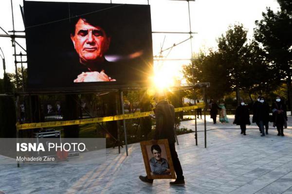 تشیع جنازه محمدرضا شجریان,اخبار هنرمندان,خبرهای هنرمندان,موسیقی
