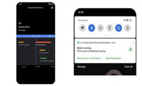 گوگلSound Notifications,اخبار دیجیتال,خبرهای دیجیتال,شبکه های اجتماعی و اپلیکیشن ها
