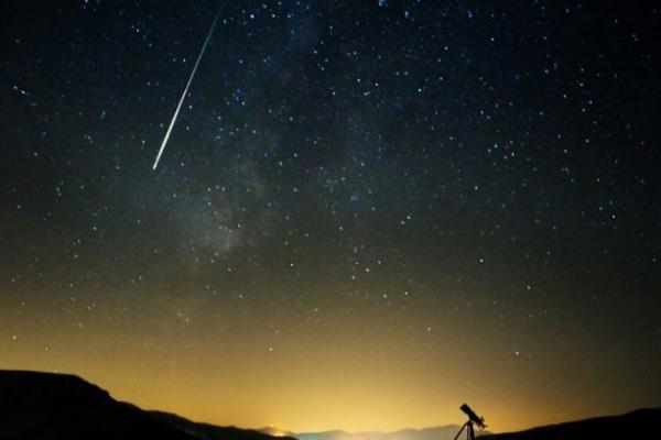 بارش شهابی,اخبار علمی,خبرهای علمی,نجوم و فضا