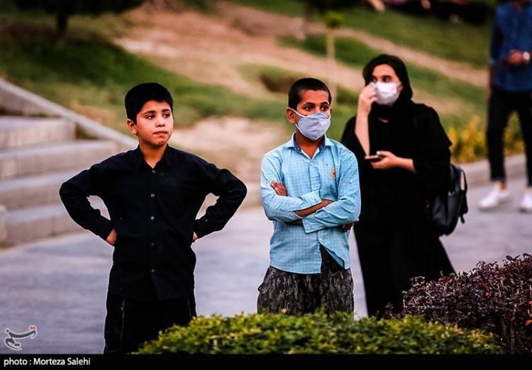 تصاویر نصف جهان در موج سوم کرونا,عکس های اصفهان در شرایط کرونا,تصاویری از وضعیت اصفهان در شرایط کرونایی