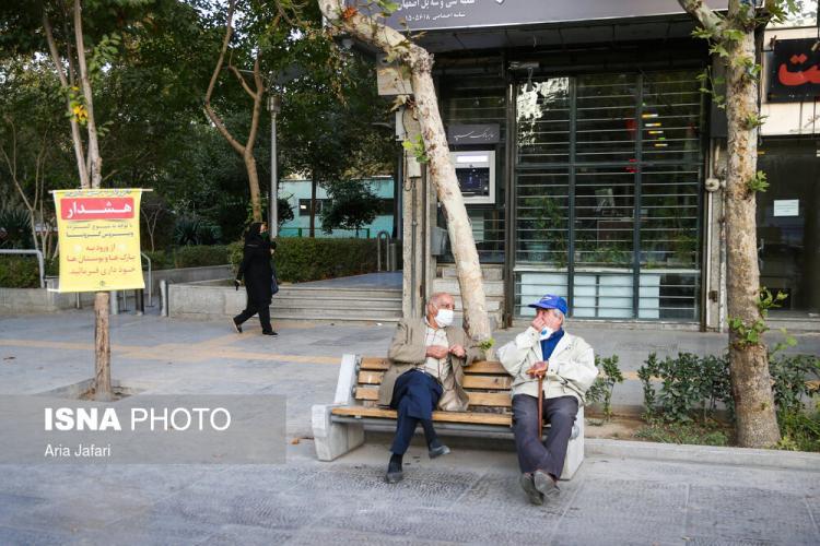 تصاویر روزهای قرمز کرونا در اصفهان,عکس های اصفهان در شرایط کرونا,تصاویری از شرایط کرونایی در اصفهان