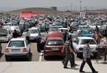 افزایش قیمت خودرو در بازار,اخبار خودرو,خبرهای خودرو,بازار خودرو