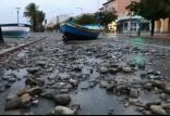سیل در جنوب فرانسه و شمال ایتالیا,اخبار حوادث,خبرهای حوادث,حوادث طبیعی