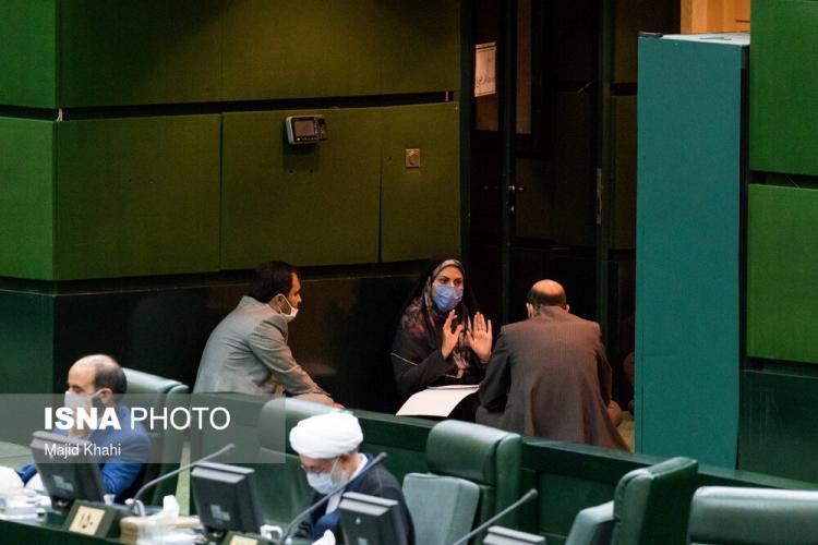 تصاویر جلسه علنی مجلس شورای اسلامی,عکس های جلسه مجلس در 2 مهر,تصاویر جلسه علنی مجلس شورای اسلامی در 2 مهر 99
