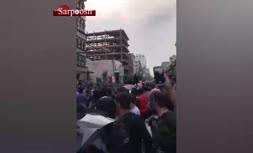 فیلم/ گرداندن موبایلقاپها مقابل پاساژ علاءالدین در تهران