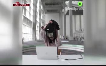 فیلم/ ماسک ضد کرونا توسط چینیها با تصویر کاراکتر کارتونی