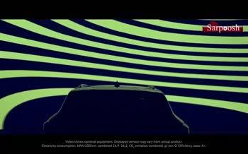 فیلم/ رونمایی از اولین شاسیبلند الکتریکی فولکسواگن