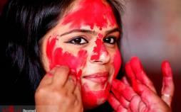 تصاویر جشنواره دسارا در هند,عکس های جشنواره دسارا,تصاویری از جشنواره دسارا