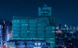 تصاویر ساختمانهای عجیب در توکیو,عکس های ساختمان های در ژاپن,تصاویر عجیبت ترین ساختمان ها در توکیو ژاپن
