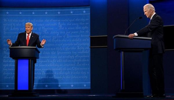نظرسنجی انتخاباتی آمریکا2020,اخبار سیاسی,خبرهای سیاسی,اخبار بین الملل