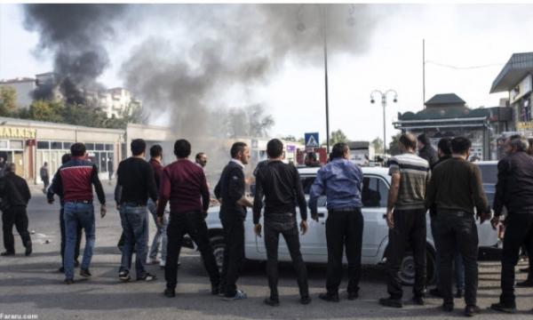 درگیری ارمنستان و جمهوری آذربایجان,اخبار سیاسی,خبرهای سیاسی,اخبار بین الملل