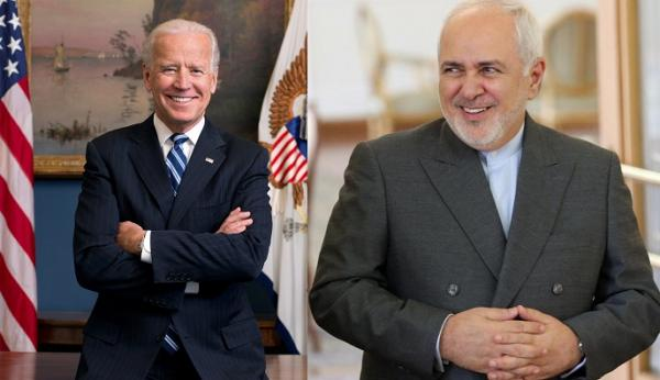 دوستی ظریف و جو بایدن,اخبار سیاسی,خبرهای سیاسی,اخبار سیاسی ایران
