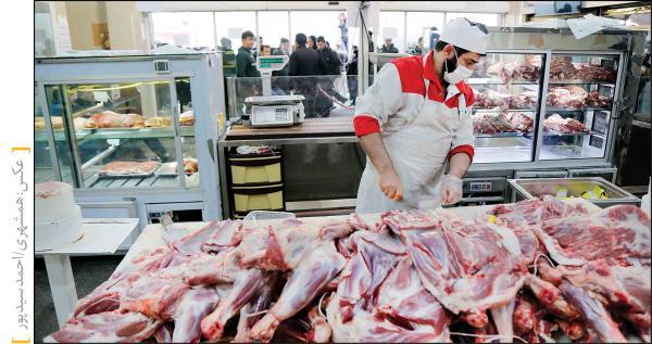 قیمت گوشت قرم,اخبار اقتصادی,خبرهای اقتصادی,کشت و دام و صنعت