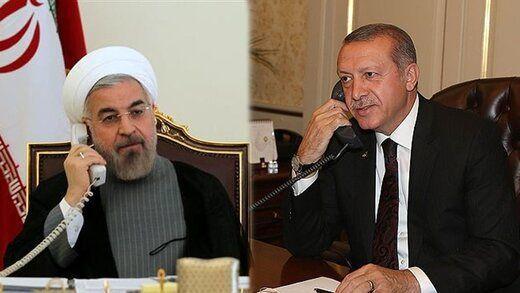 اردوغان و روحانی,اخبار سیاسی,خبرهای سیاسی,سیاست خارجی