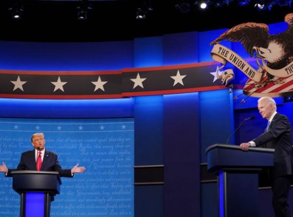مناظره جو بایدن و دونالد ترامپ,اخبار سیاسی,خبرهای سیاسی,اخبار بین الملل