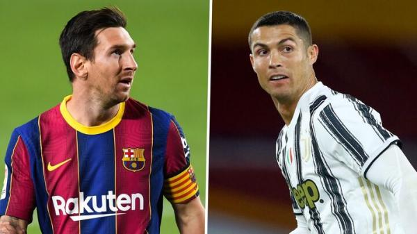لیونل مسی و رونالدو,اخبار فوتبال,خبرهای فوتبال,اخبار فوتبال جهان