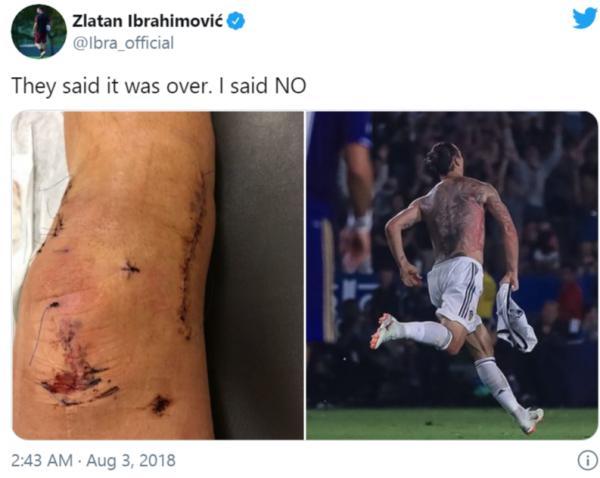 زلاتان ابراهیموویچ,اخبار فوتبال,خبرهای فوتبال,اخبار فوتبال جهان