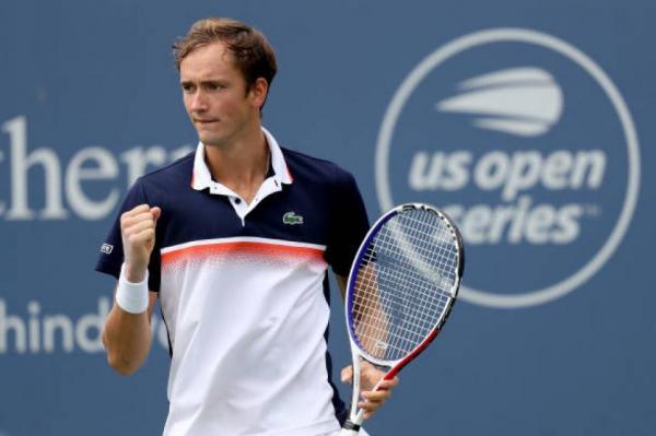قهرمانی مدودوف در تنیس مسترز پاریس,اخبار ورزشی,خبرهای ورزشی,ورزش