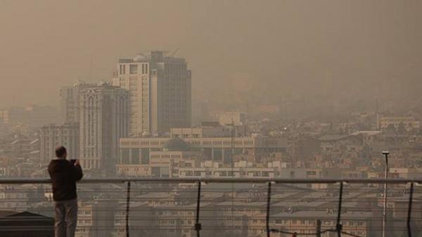 آلودگی هوا در ایران,اخبار اجتماعی,خبرهای اجتماعی,وضعیت ترافیک و آب و هوا