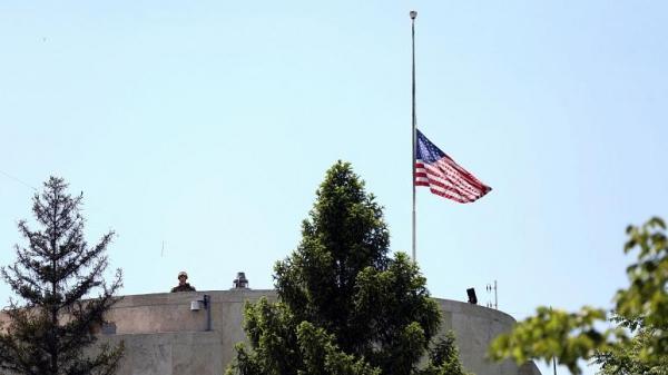 سفارت آمریکا در ترکیه,اخبار سیاسی,خبرهای سیاسی,خاورمیانه
