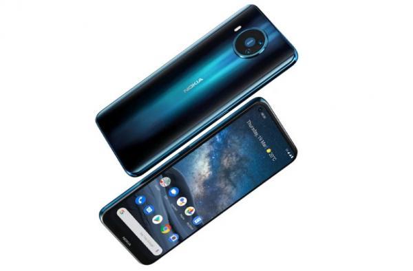 گوشی جدید Nokia 8 V 5G UW,اخبار دیجیتال,خبرهای دیجیتال,موبایل و تبلت